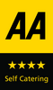 AA 4 Stars Self Catering