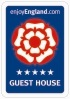 Visit Britain 5 Stars Guest House