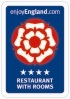 Visit Britain 4 Stars Restaurant with Rooms